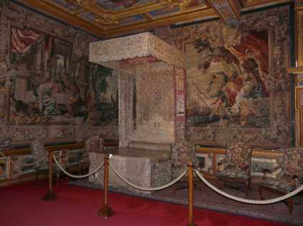 Ch teau de cheverny for Chambre louis xiv
