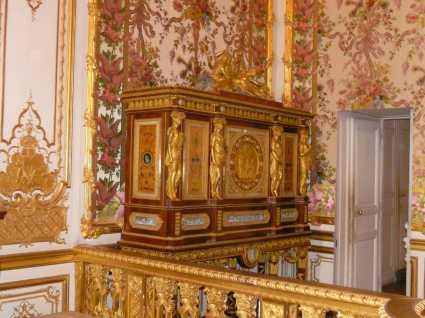Chambre d e le pe versailles design de maison for Chambre de la reine versailles