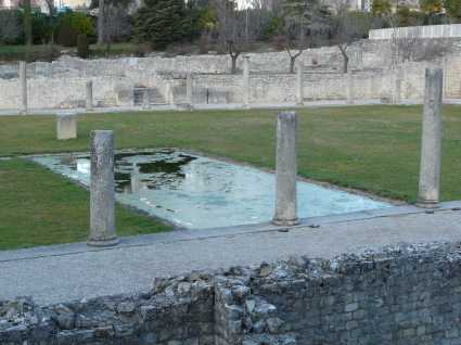 Restauration Site Villasse Vaison